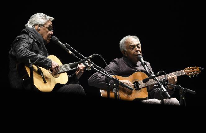 Les musiciens Gilberto Gil et Caetano Veloso ont signé une lettre ouverte pour critiquer la disparition d'un ministère de la culture dans le nouveau gouvernement brésilien.