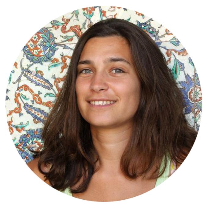 Chloé auteur du blog culinaire Boui-boui.com.