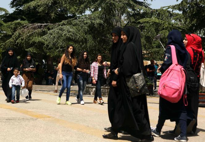 A Beyrouth, le 1er mai 2016.