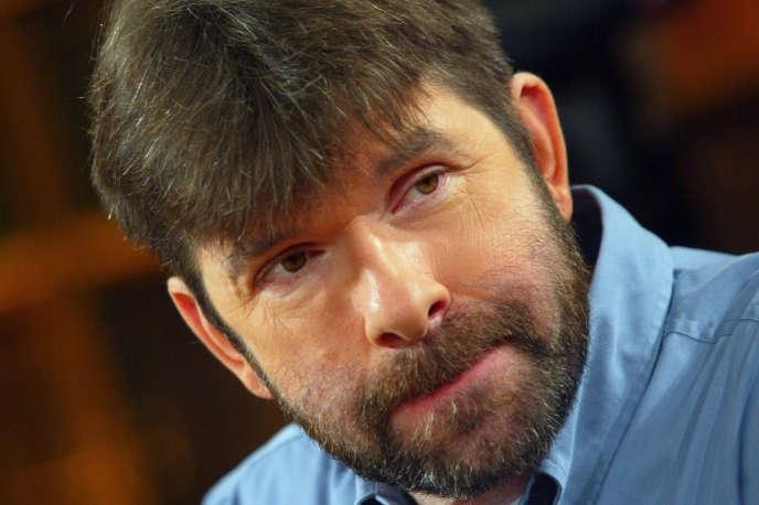 Pierre-Jean Luizard, chercheur au CNRS et spécialiste de l'Irak, le 25 novembre 2002 à Paris.