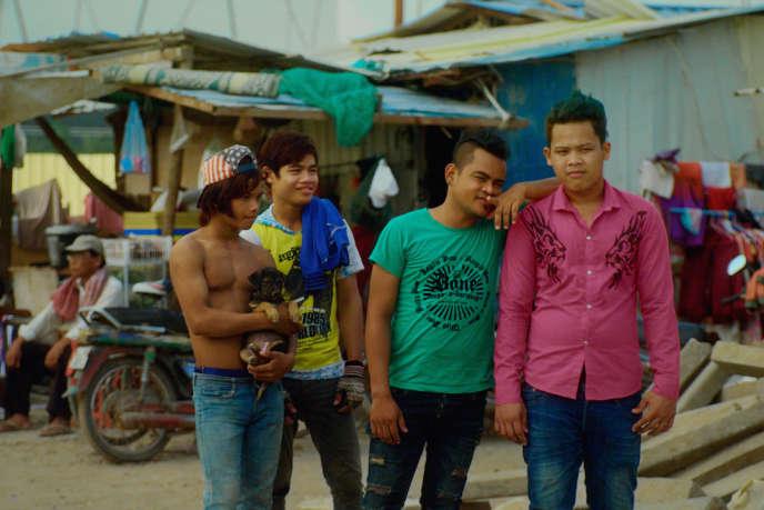 Une scène du film cambodgien et français de Davy Chou, «Diamond Island».