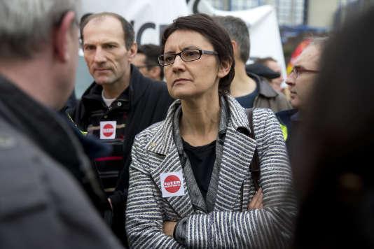 Nathalie Arthaud tiendra dimanche après-midi son premier discours comme candidate à la présidentielle.