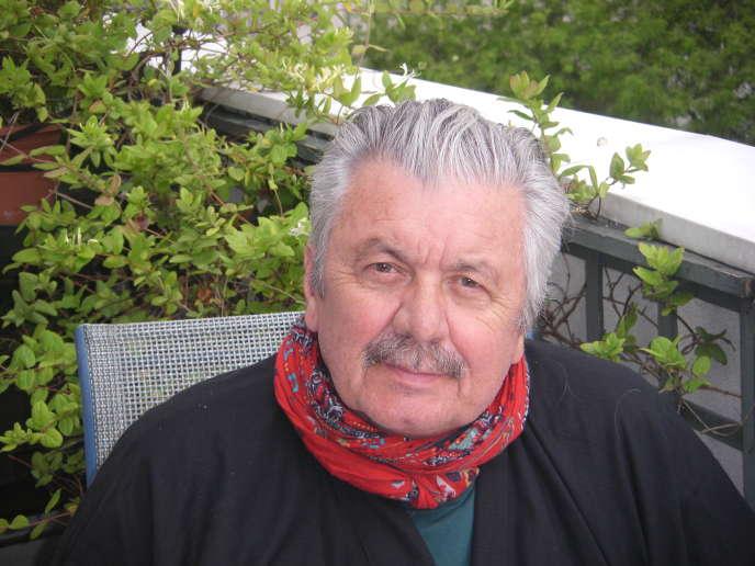 Gilles Roland-Manuel, fondateur et président de l'association et du Festival Futur composé.