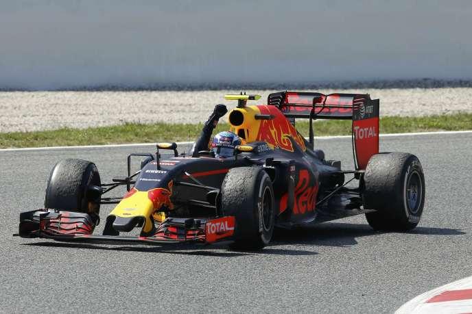 Formule 1 Verstappen 18 Ans Remporte Le Grand Prix D Espagne