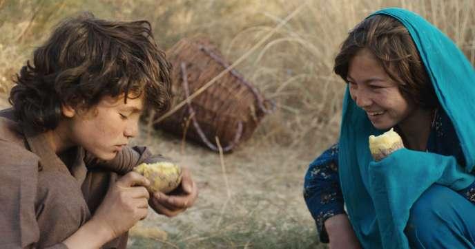 Une scène du film afghan deShahrbanoo Sadat,« Wolf and Sheep».