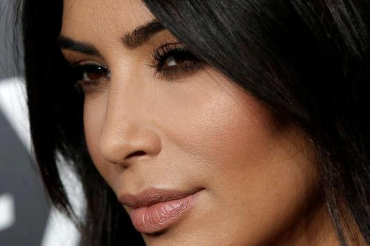Kim Kardashian West, May 16, 2016. REUTERS/Mike Segar