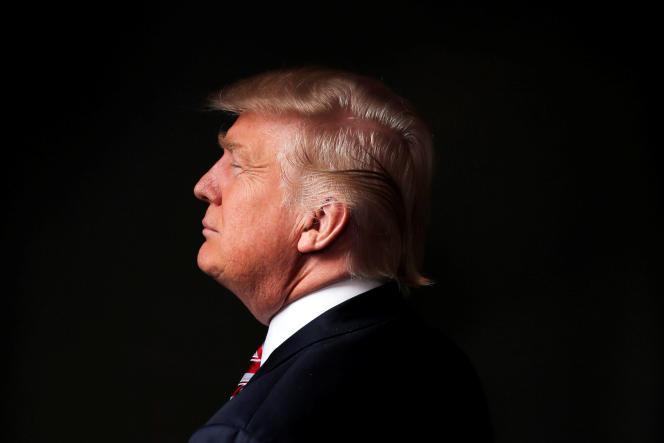 « Je mettrais beaucoup la pression sur la Chine parce qu'économiquement nous avons énormément de pouvoir sur la Chine. Les gens ne savent pas cela », déclare Donald Trump.