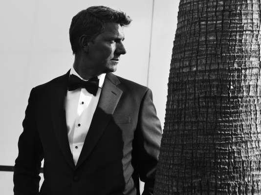 Jeff Nichols à Cannes, le 16 mai 2016.
