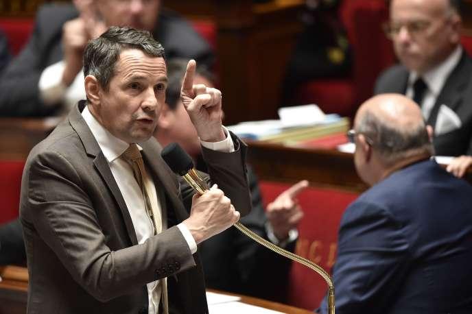 Un membre du gouvernement, Thierry Mandon, vient dresser dans un entretien au JDD un constat implacable: «Notre machine à décider ne fonctionne plus, l'ensemble de notre système de gouvernance est obsolète.» (Photo: Thierry Mandon, à l'Assemblée nationale, le 17 mai).