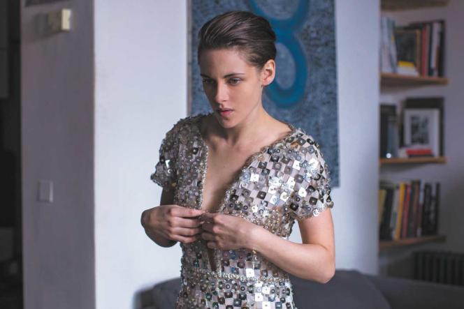 Kristen Stewart dans le film français d'Olivier Assayas,« Personal Shopper».