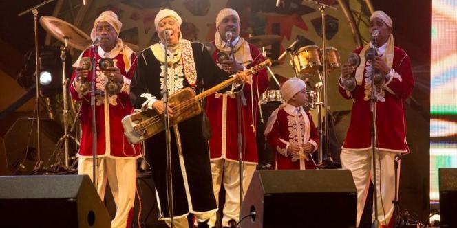 La 19e édition duFestival gnaoua et des musiques du monde d'Essaouira a eu lieu du 12 au 15mai.
