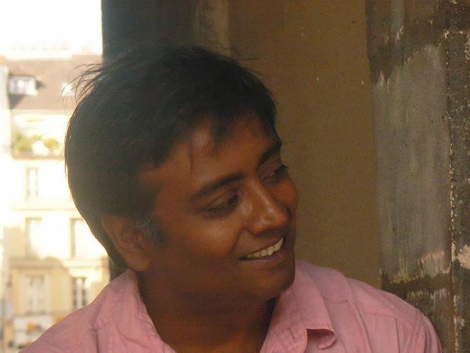 Zia Haider Rahman.