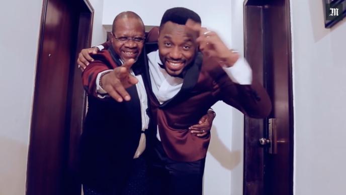 Clip officiel de Pegguy Tabu en duo avec Papa Wemba sur le titre «Pardonner»disponible dans l'album de Pegguy intitulé «100TABU» prévu pour le 17 juin.