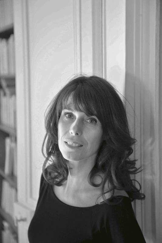 Nathalie Léger.