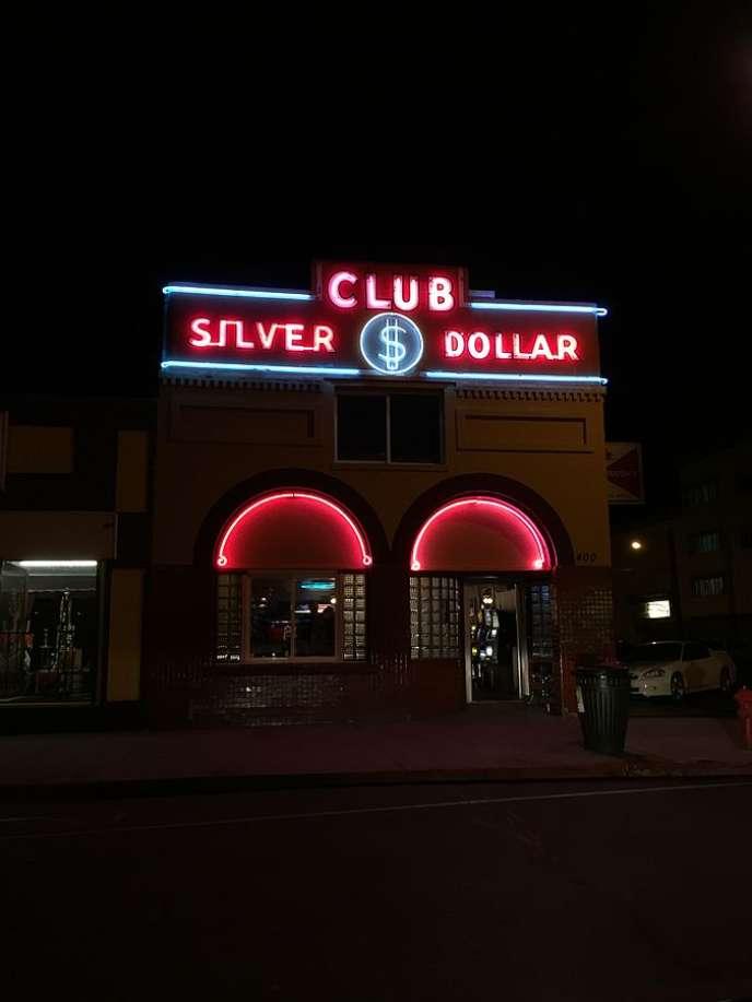 Un bar àElko, Nevada.