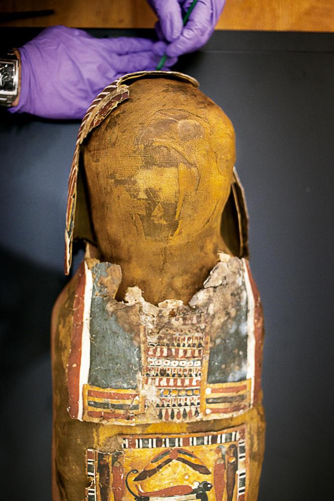 Origine, cause du décès, précédent propriétaire : seize ans après sa découverte, Ta-Iset est loin d'avoir livré tous ses secrets.