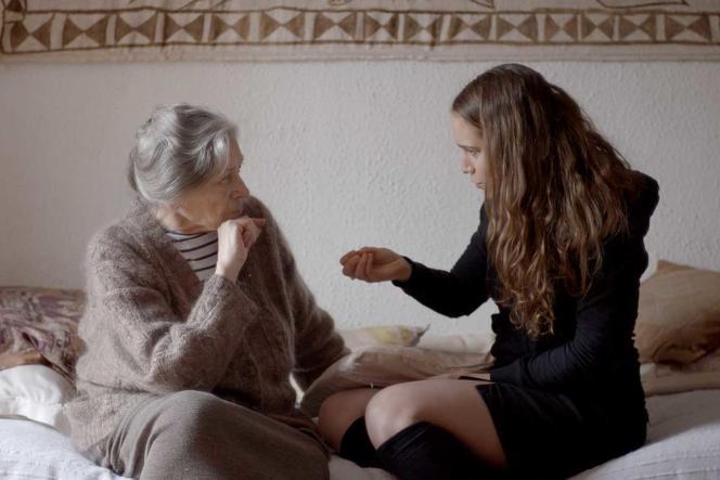 Une scène du documentaire français deSébastien Lifshitz,« Les Vies de Thérèse».
