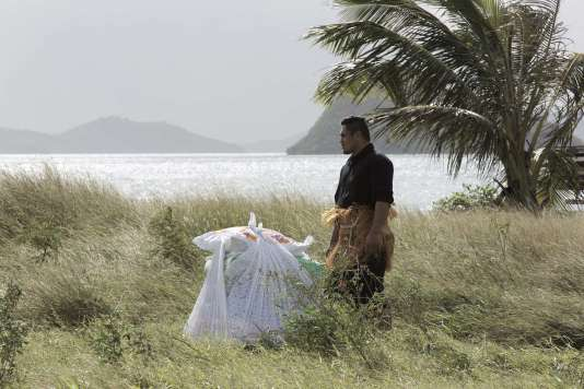 Une scène du film français de Sacha Wolff,« Mercenaire».