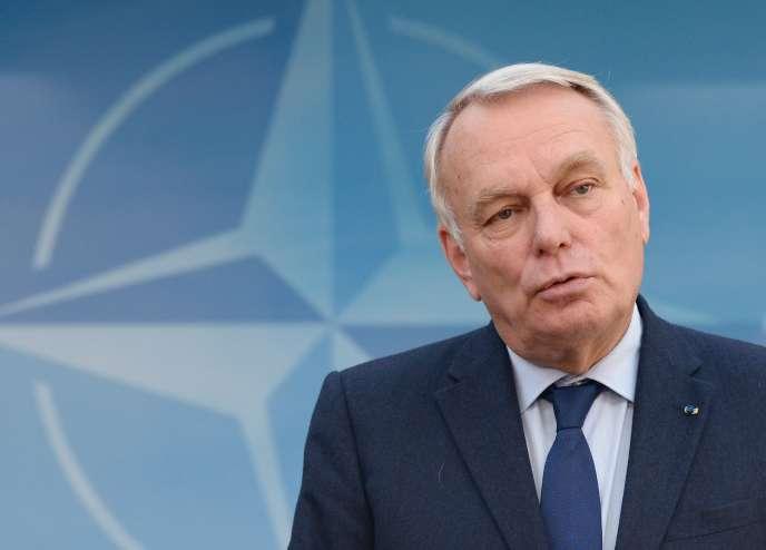 Le ministre des affaires étrangères, Jean-Marc Ayrault, le 19 mai 2016.