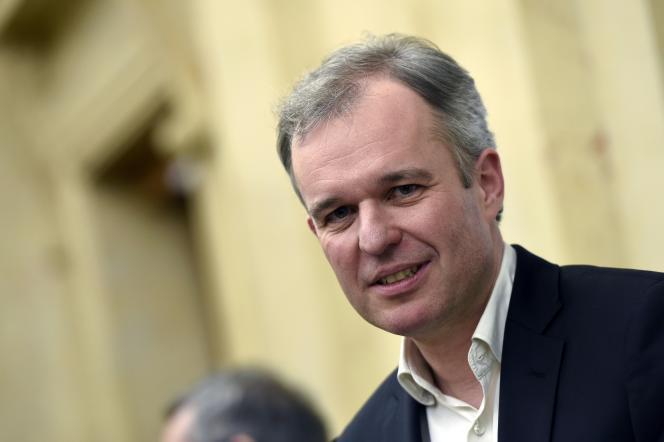 François de Rugy, le 26 mars 2016.