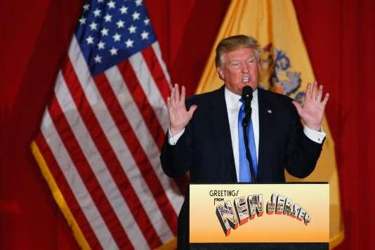 « J'ai déposé ma déclaration financière personnelle (PFD), et je suis fier que ce soit la plus grande de l'histoire de la FEC », a déclaré Donald Trump.