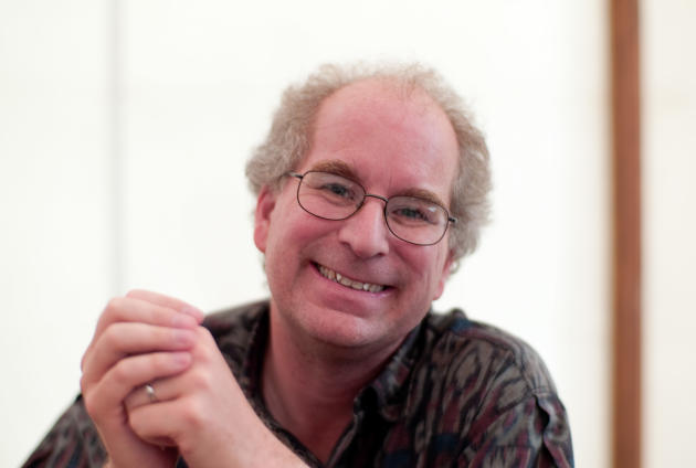 Brewster Kahle, le fondateur d'Internet Archive, en 2009.
