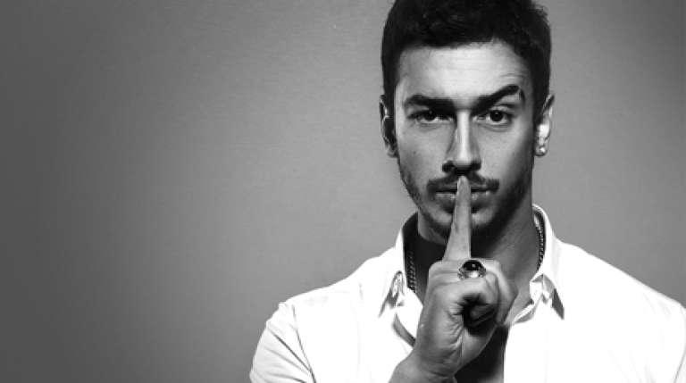 Le chanteur et comédien marocain Saad Lamjarred.