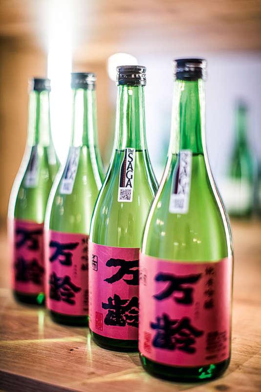 La Maison du Saké est la dernière adresse où l'on se presse pour déguster les sakés japonais.