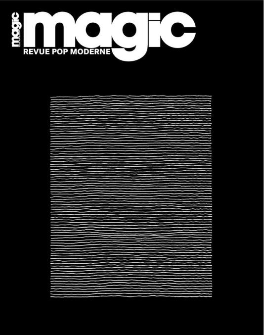 Visuel qui accompagne, sur Internet, l'annonce de la fin du mensuel« Magic».