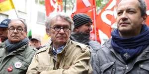 Jean-Claude Mailly (FO) le 19mai 2016.