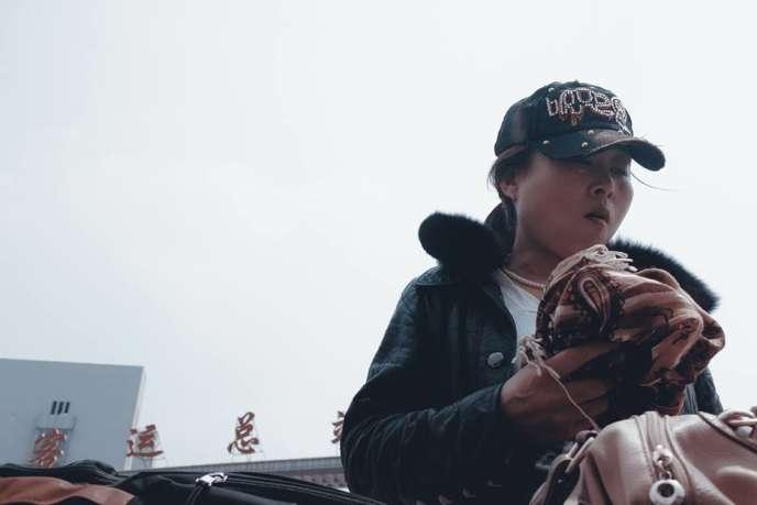 Une scène du documentaire coréen de Jero Yun,« Madame B, histoire d'une Nord-Coréenne».