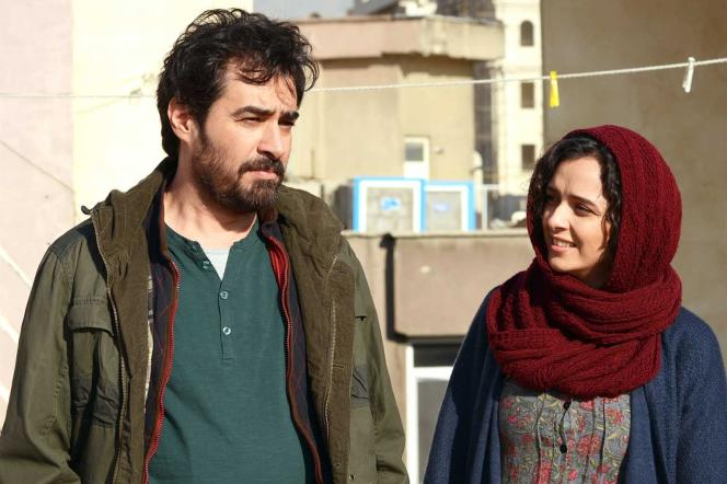 Shahab Hosseini et Taraneh Alidoosti dans le film iranien d'Asghar Farhadi,« Le Client» (« Forushande»).