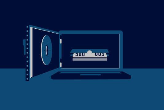 """""""Cybercasse"""" : des pirates informatiques sont suspectés d'avoir attaqué au moins trois banques, pour un butin de 90 millions de dollars."""