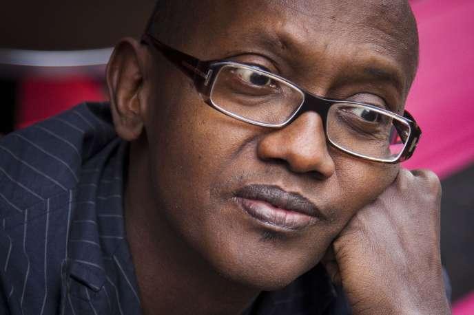 L'écrivain djiboutien Abdourahman A. Waberi.
