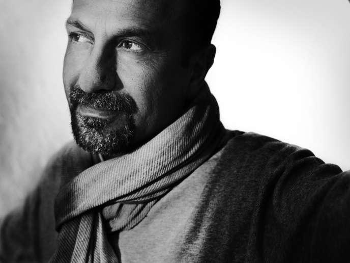 Asghar Farhadi àCannes, le 20 mai 2016.
