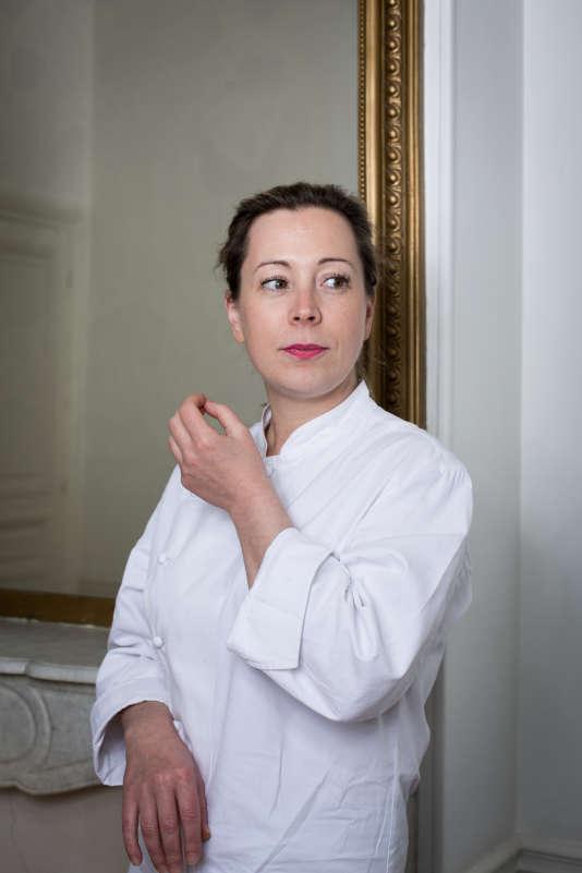Claire Damon, créatrice de la boutique Des Gâteaux et du pain.
