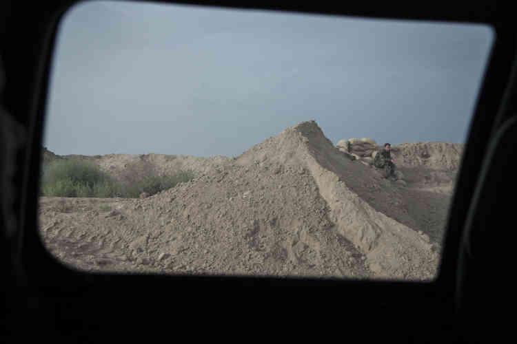 Dans la nuit du dimanche 22 au lundi 23 mai, le premier ministre Haïder Al-Abadi a annoncé le début de l'offensive contre Fallouja.