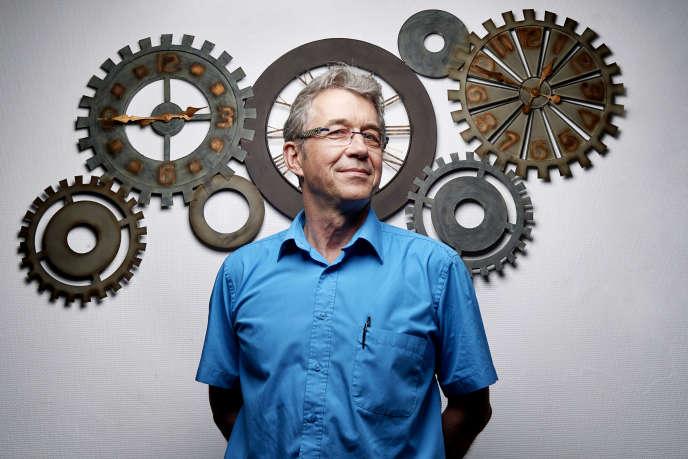 Clair Michalon, consultant en« interculturalités».