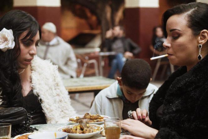 Scène du film «Much Loved», de Nabil Ayouch.