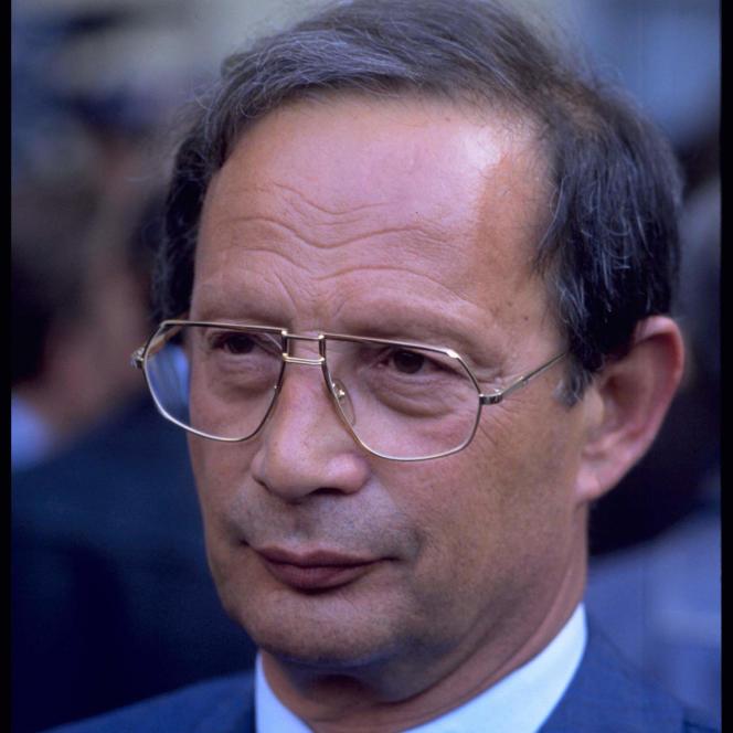 Paul Marchelli, en 1993.