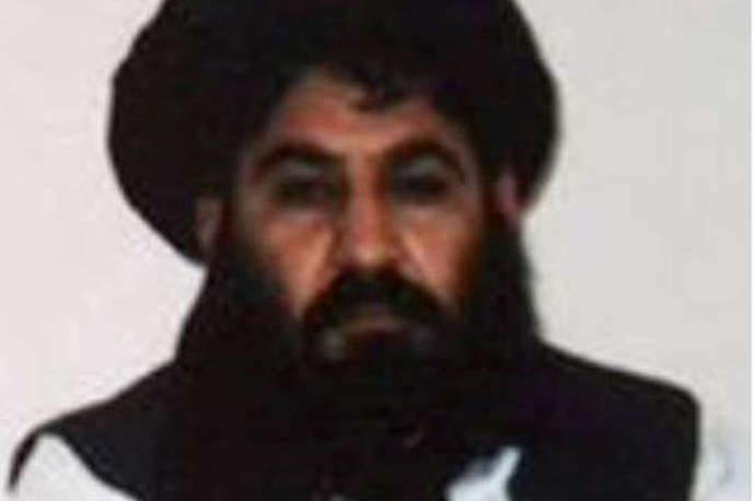 Le mollah Mansour, sur une photo transmise le 3 décembre 2015 par les talibans. Le cliché aurait été pris en 2014.