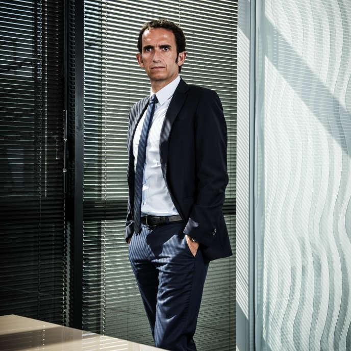 Alexandre Bompard, PDG de la Fnac,présidera l'assemblée générale des actionnaires, consacrée à l'entrée au capital de Vivendi.