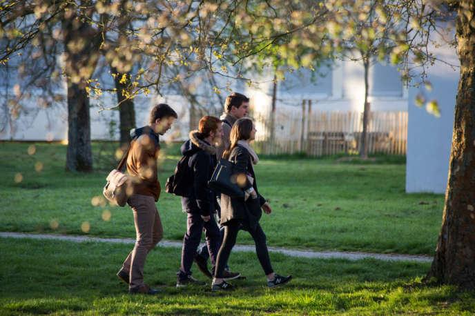 En 2015, 78 % des demandes d'Erasmus des étudiants français ont obtenu une réponse favorable