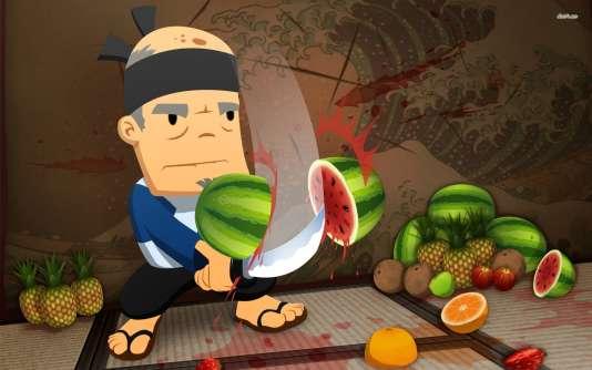 «Fruit Ninja».