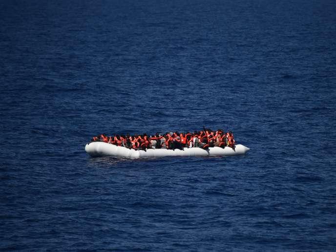 L'«Aquarius» a sauvé plusieurs milliers de réfugiés de la noyade, entre les côtes libyennes et italiennes.