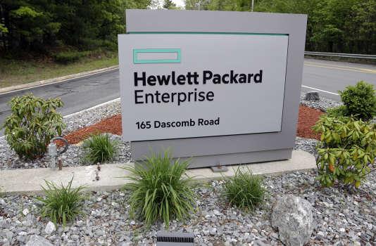 Hewlett Packard Enterprise va scinder une partie de ses activités et les fusionner avec une autre société américaine, CSC.