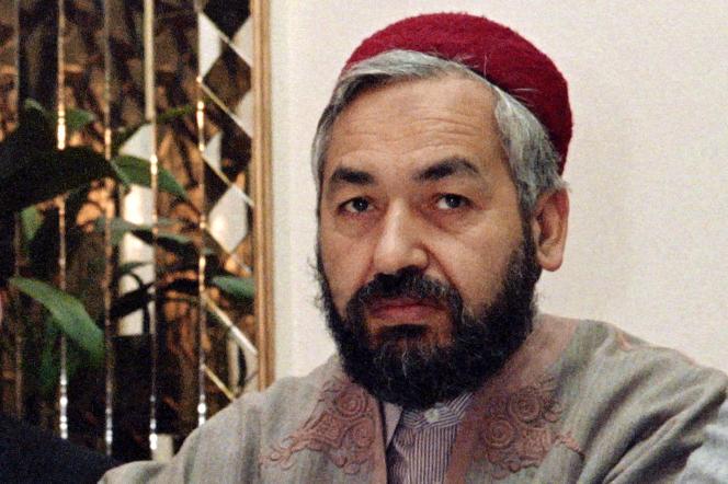 Rached Ghannouchi, le18 février 1991.