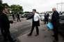 Nicolas Sarkozy, à Fessenheim (Haut-Rhin), le 23 mai.