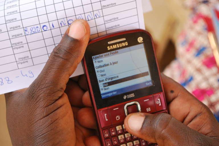 Djantoli, une application africaine de e-santé au Burkina Faso.