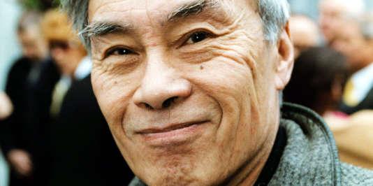 Burt Kwouk en 2001 à Londres.
